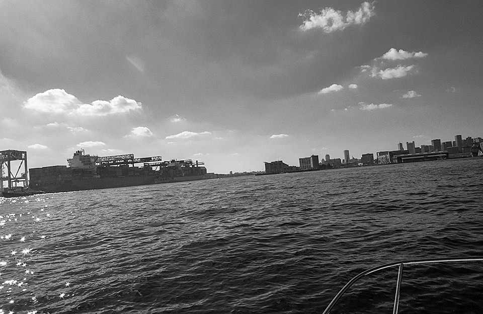 Boston Container and Cruise Ship Terminals